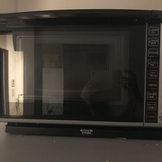 取引完了:HITACHI オーブンレンジ 2012年製 MRO-FT5