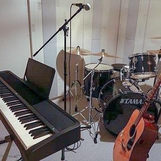平野区の音楽教室でドラムレッスン/夏休みの入会金無料キャンペーン...
