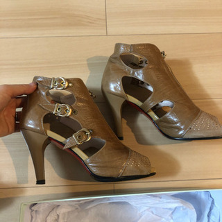 (受け取り者決定)レディース靴