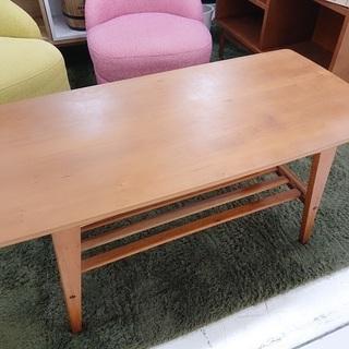 カリモク60+のコーヒーテーブル