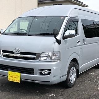 悩み解決‼️10人乗りで送迎&配車楽ちん徳島県阿波市