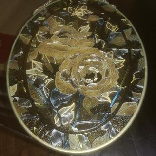 アンティーク ガラス製