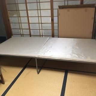 【受け渡し条件変更+価格無料化】シングルサイズ ベッド