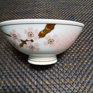 お茶碗 桜