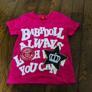 BABYDOLL Tシャツ③