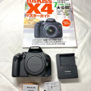 Canon EOS Kiss X4 完動品