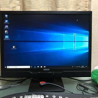 FRONTIER  デスクトップPC windows10 240...