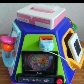 いたずら1歳やりたい放題 おもちゃ オモチャ 携帯 ピープル pe...