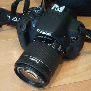 Canon EOSkiss 7i ダブルズームキット