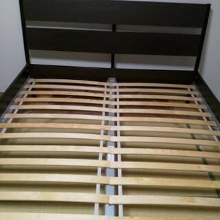 IKEA ベッド TRYSIL トリスィル