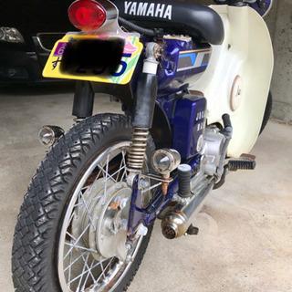 YAMAHA MATE90(ベース車両)