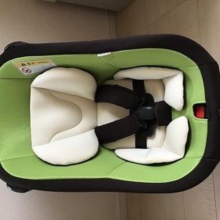チャイルドシート軽量  新生児シート付き☆