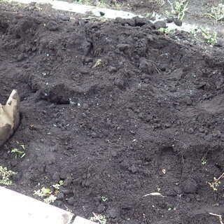 園芸用黒土 価格は1単位当たりの単価です