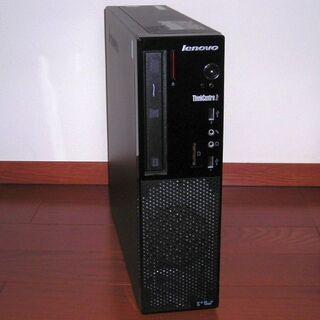 【終了】Lenovoデスクトップ Edge72 (Ci3-324...