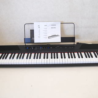 ALESIS RECITAL 電子ピアノ 88鍵盤 セミウェイト...