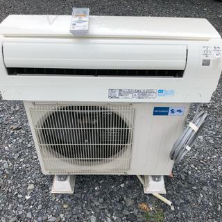 6畳用 三菱  霧ヶ峰  冷暖房エアコン 2012年製