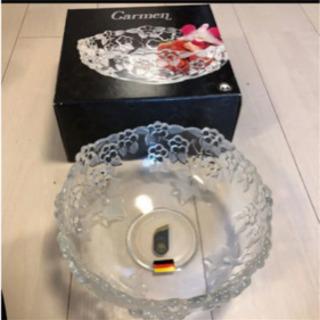 ワルターグラス社  高級ガラスボール 新品未使用