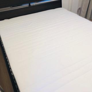 IKEA クイーンサイズ マットレス MORGEDAL モルゲダール