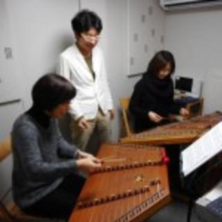 ハンマーダルシマーレッスン【癒しの音色】大人の音楽教室