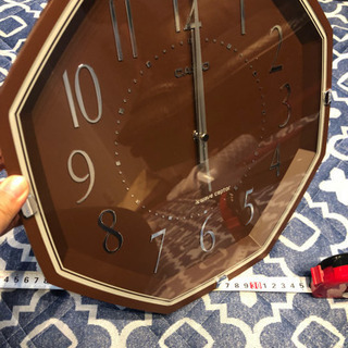 CASIO壁掛け時計