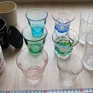 各種グラス、マグカップ