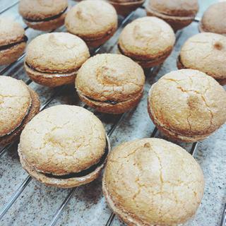 【終了】7/28(日)ダックワーズ作り『パンとお菓子の教室』