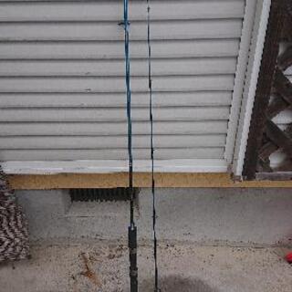 釣具 シーバスロッド 8ft