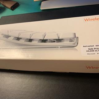 Apple Wireless Keyboard (JIS) M9...