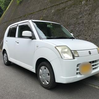 【売約済】平成18年 アルト GⅡ ホワイト 走行6.6万キロ ...