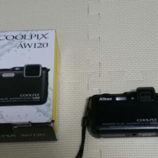 Nicon COOLPIX AW120