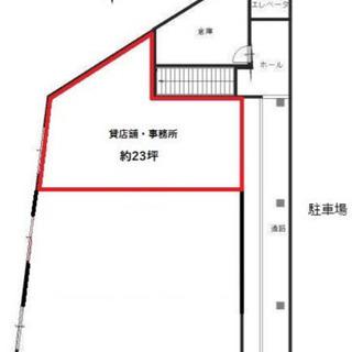 希少1階テナント♫全面駐車場多数有り♫県道沿い角地で認知性抜群♫駅までもすぐ♫ - 三木市