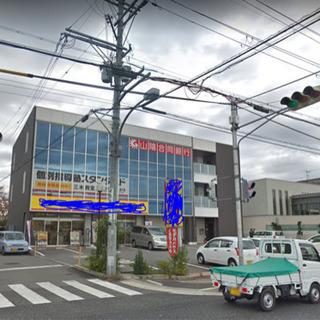 希少1階テナント♫全面駐車場多数有り♫県道沿い角地で認知性抜群♫駅までもすぐ♫ - 不動産