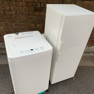 ★無印冷蔵庫・洗濯機セット 2012年式★