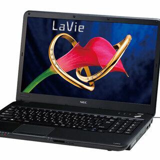 リカバリディスク NEC LaVie S LS550/CS6B P...