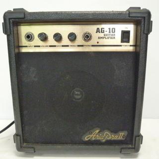 アリアプロⅡ ギターアンプ AG-10 サビ有り