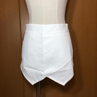【新品】ガーリードール  ショートパンツ  ホワイト  Mサイズ