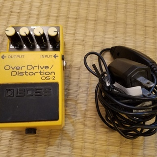 Overdrive/Distortion OS-2 BOSS ギ...