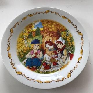 【非売品】フランダースの犬☆ お皿★