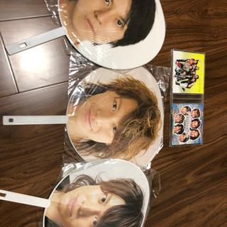 関ジャニ∞ CD うちわ