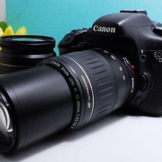 【大特価!】Canon キヤノン EOS 7D ダブルレンズセット