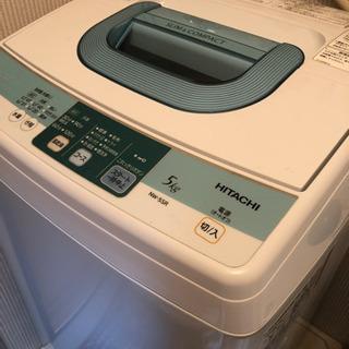 洗濯機  購入者確定済み