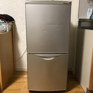 【0円】National 冷蔵庫 2008年製 NR-B123J