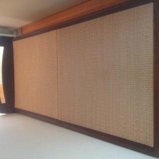 畳&収納2個付きシングルベット