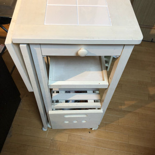 キッチン サイドトレイ 食器 家具