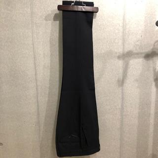 スーツ セットアップ ブラック シャドウストライプ A5