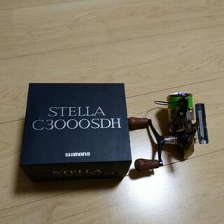 シマノ リール 14ステラ C3000SDH