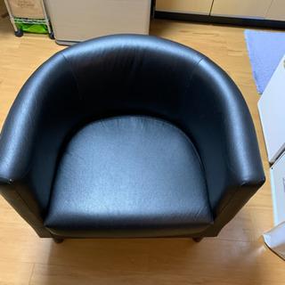 IKEA 一人がけソファ