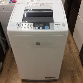 HITACHIの全自動洗濯機!!7Kgです!!
