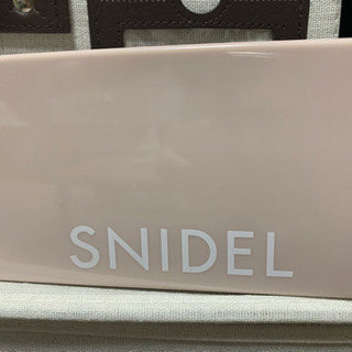 snidel メイクアップ