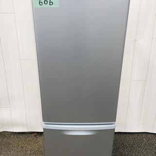 606番 Panasonic✨ 冷凍冷蔵庫❄️NR-B172W-S‼️